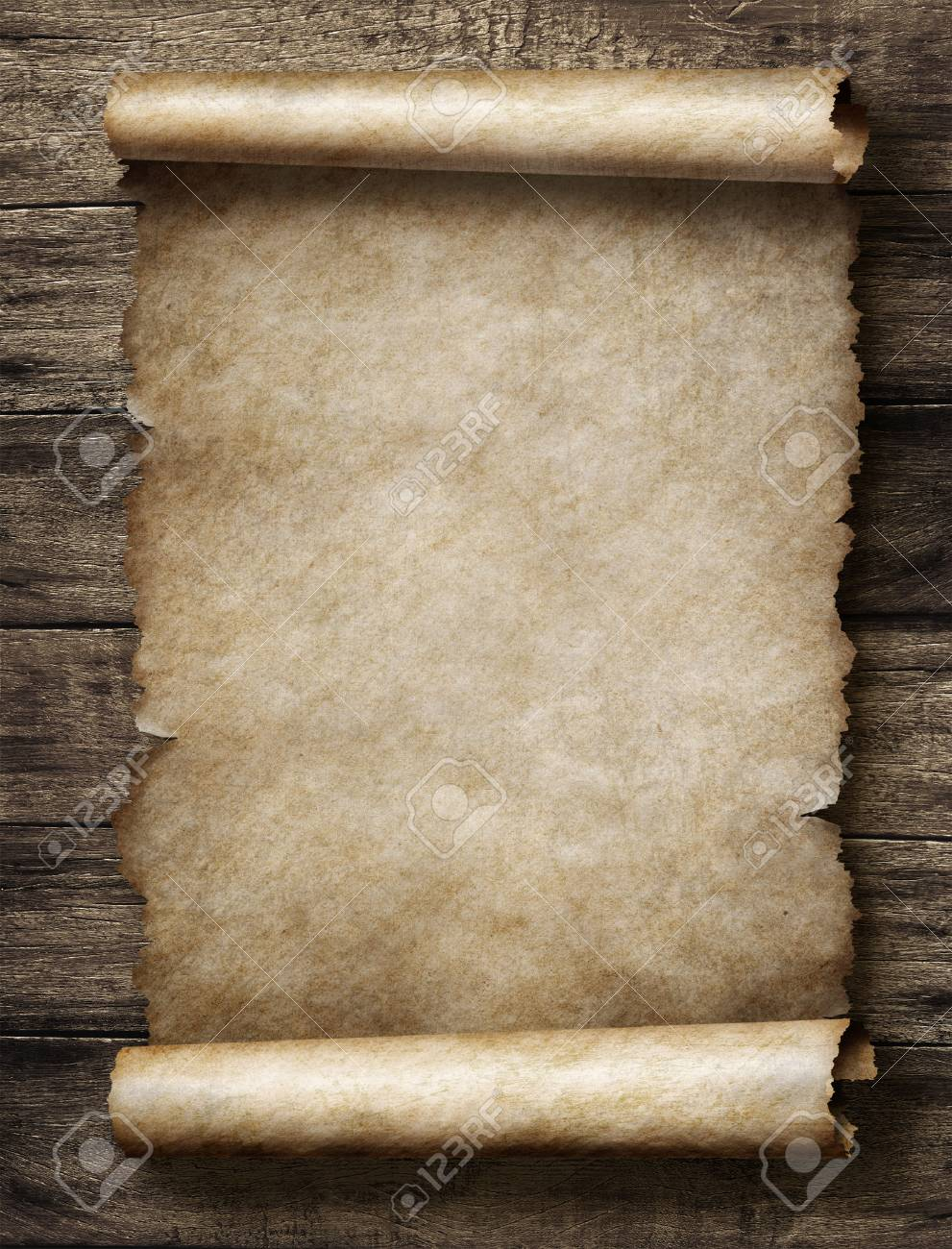 vintage parchment or scroll - 75784195