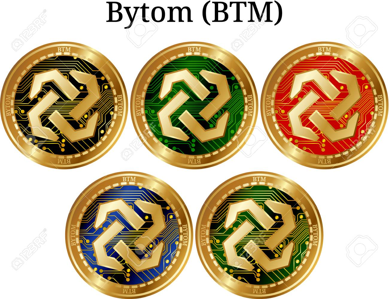 bytom cryptocurrency mining