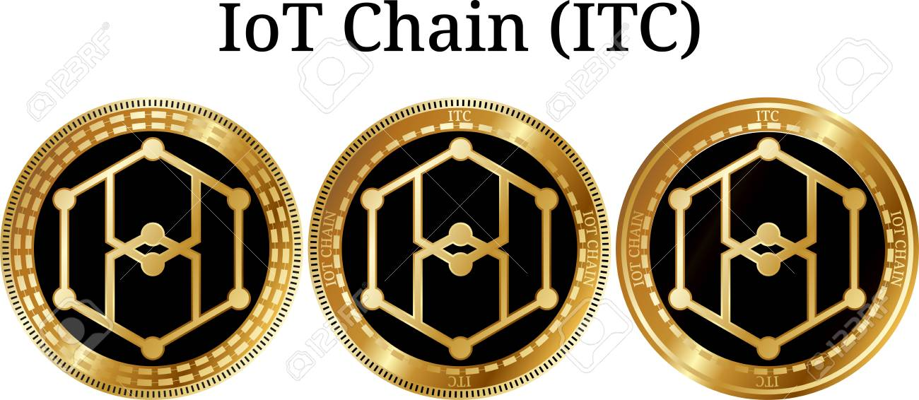 ITC IoT Chain coin