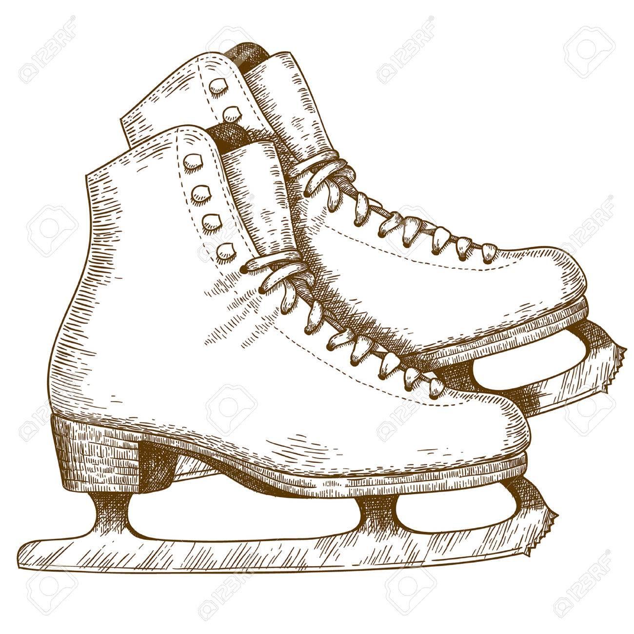 Figure Ice Skates Stock Illustrations – 3,075 Figure Ice Skates Stock  Illustrations, Vectors & Clipart - Dreamstime