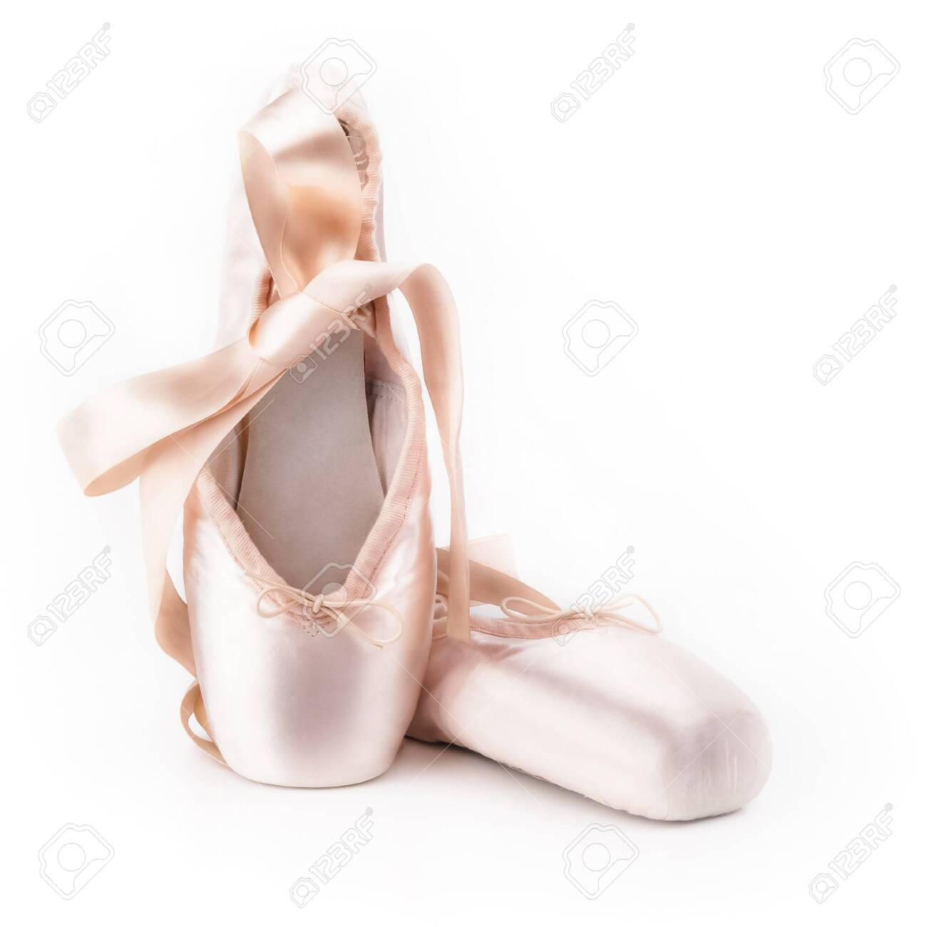 Pointe Shoes Ballet Dance Shoes With A