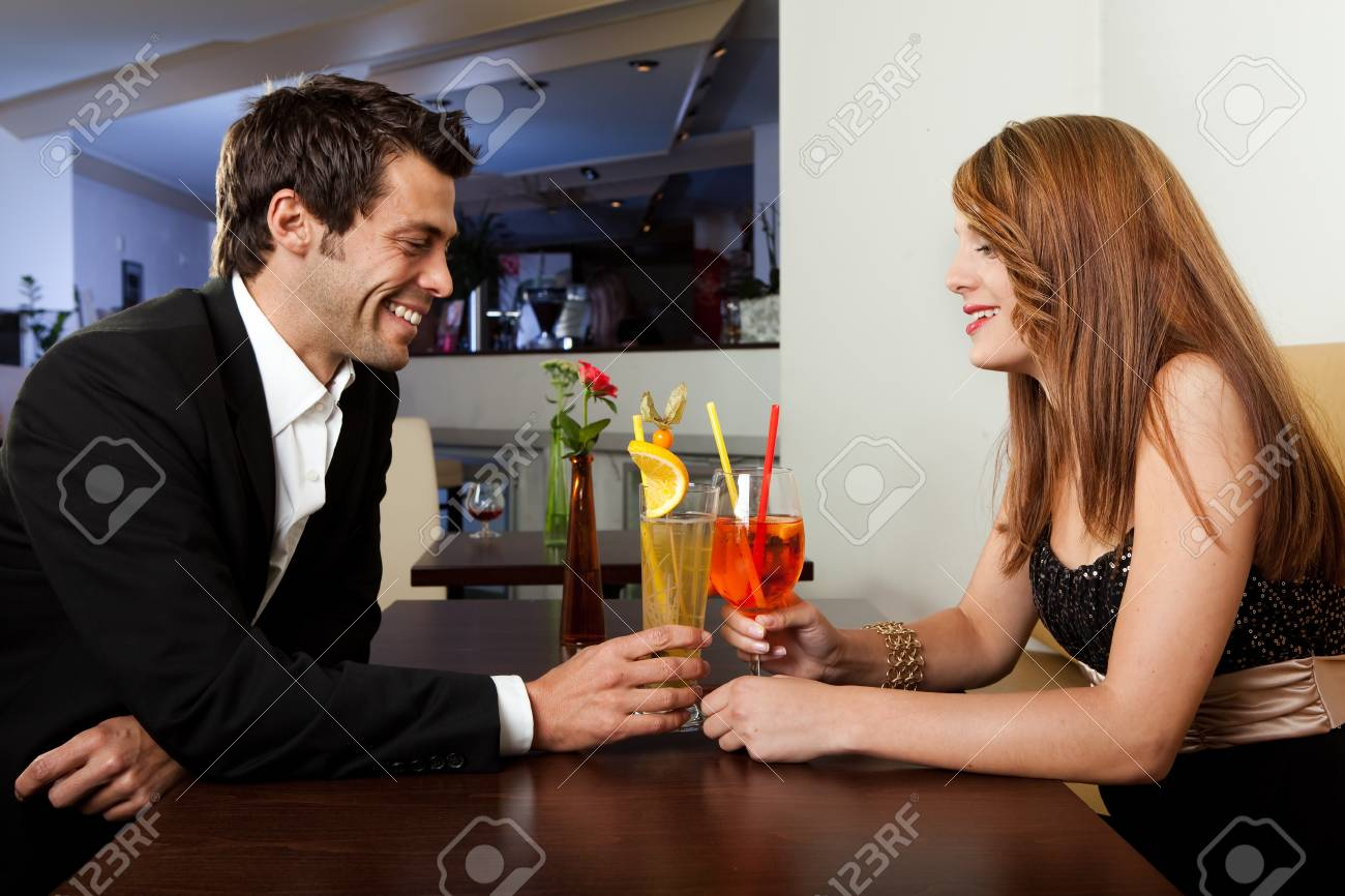 Couple spending time together Stock Photo - 10386655