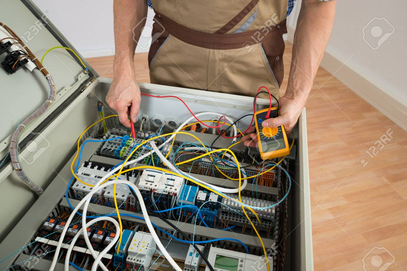 Test car fuse box multimeter wiring schematics diagram