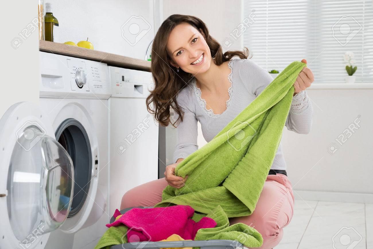 der junge in der waschmaschine