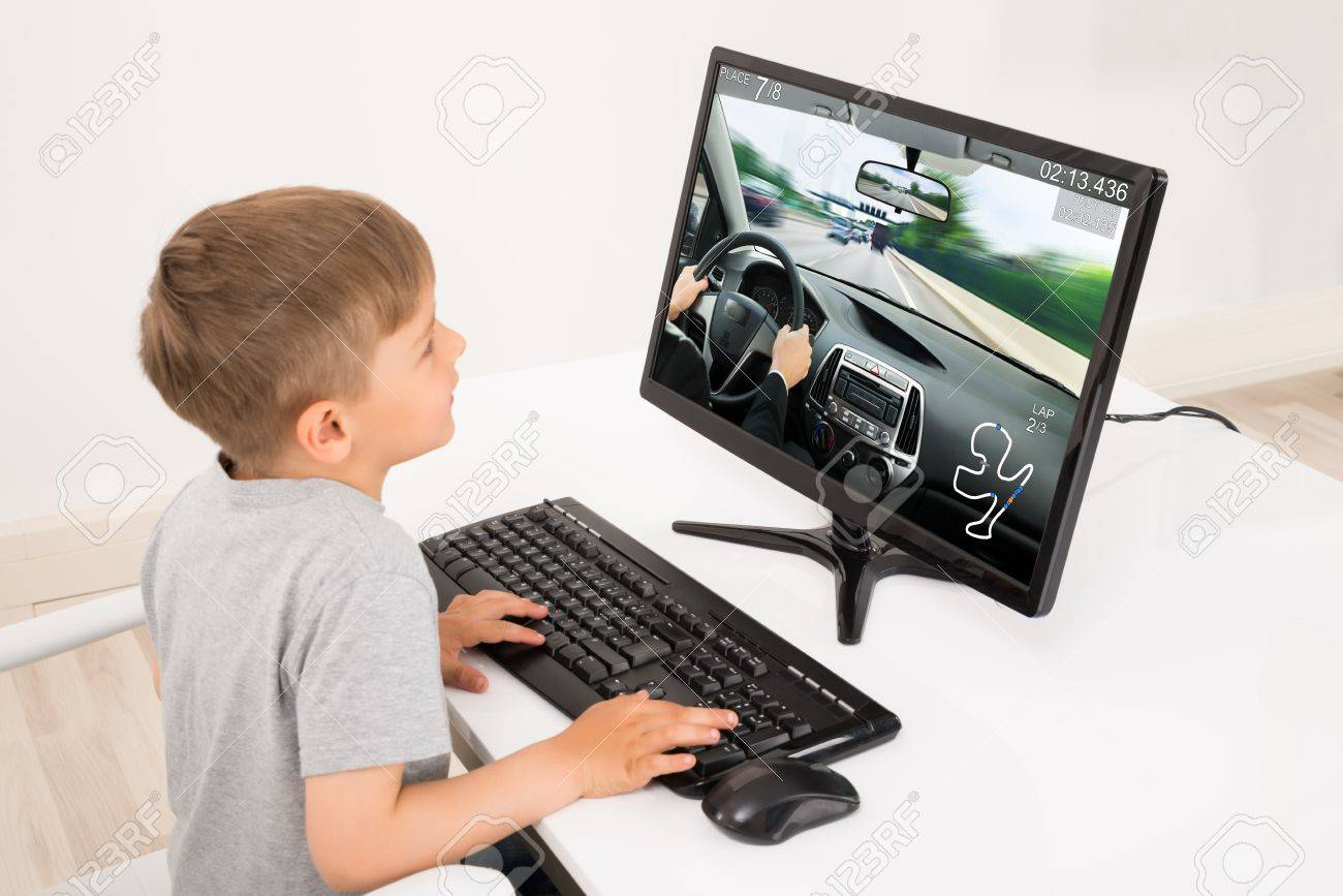 play computer stock photos royalty free play computer images
