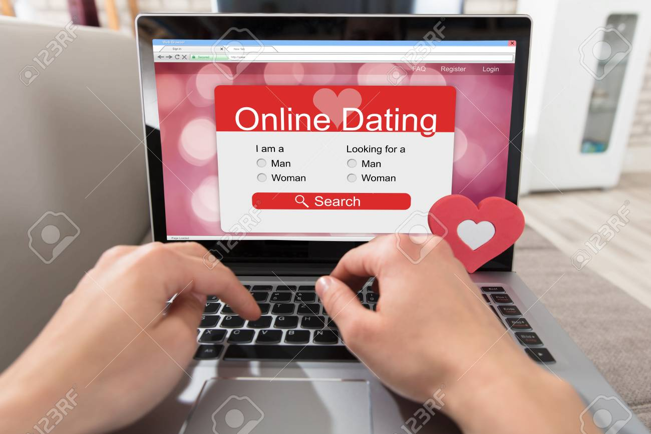 dating site online status