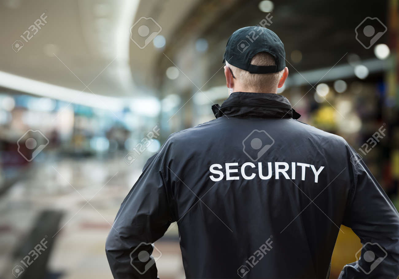 Mall Or Retail Store Security Guard Officer - 165112319