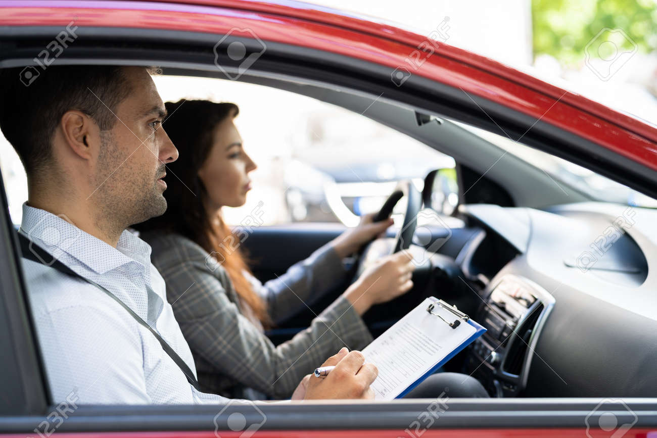 Driving License Lesson Or Test With Instructor - 169703063