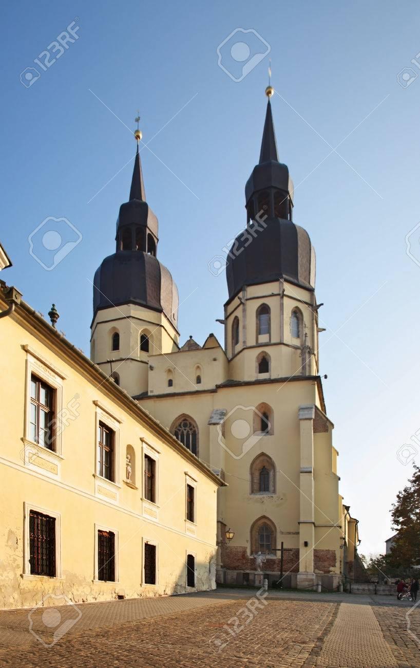 トルナヴァ聖のニコラス教会スロ...