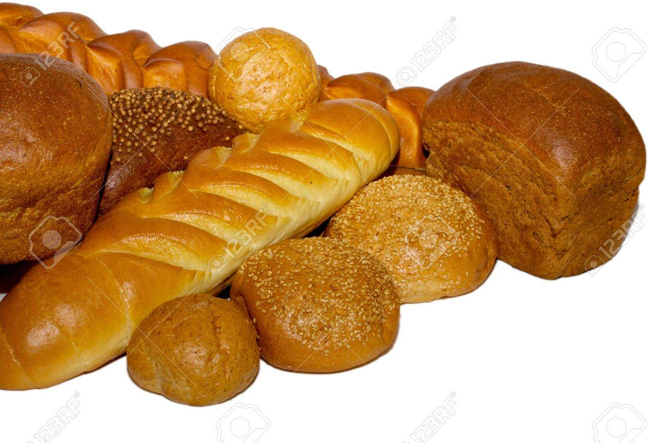 assortment of baked bread Stock Photo - 10682008
