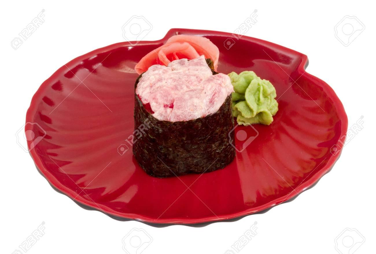 Tuna sushi Stock Photo - 13634452