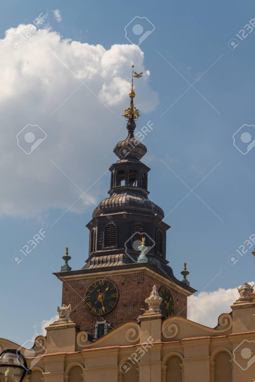 historic building in Krakow. Poland Stock Photo - 16602529
