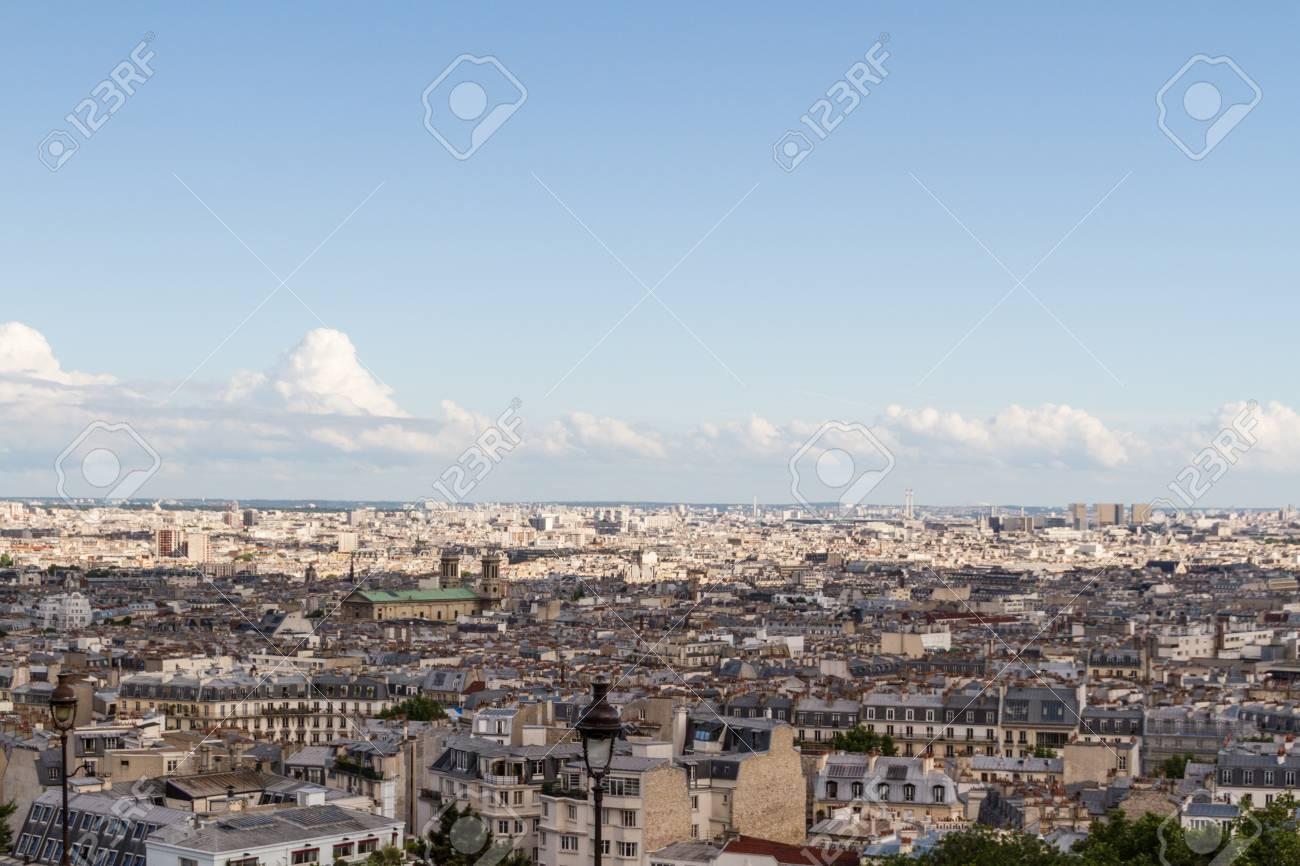 View on Paris Stock Photo - 16781100