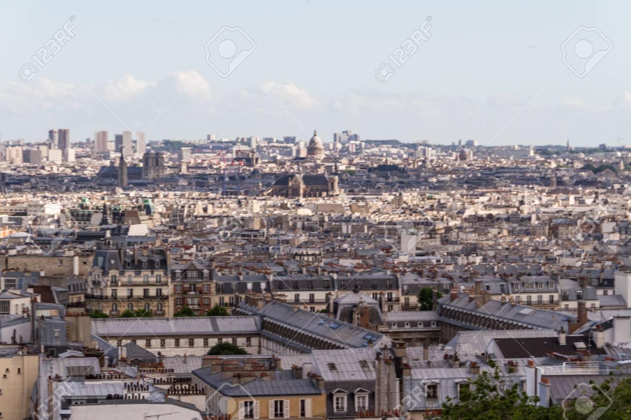 View on Paris Stock Photo - 16785753