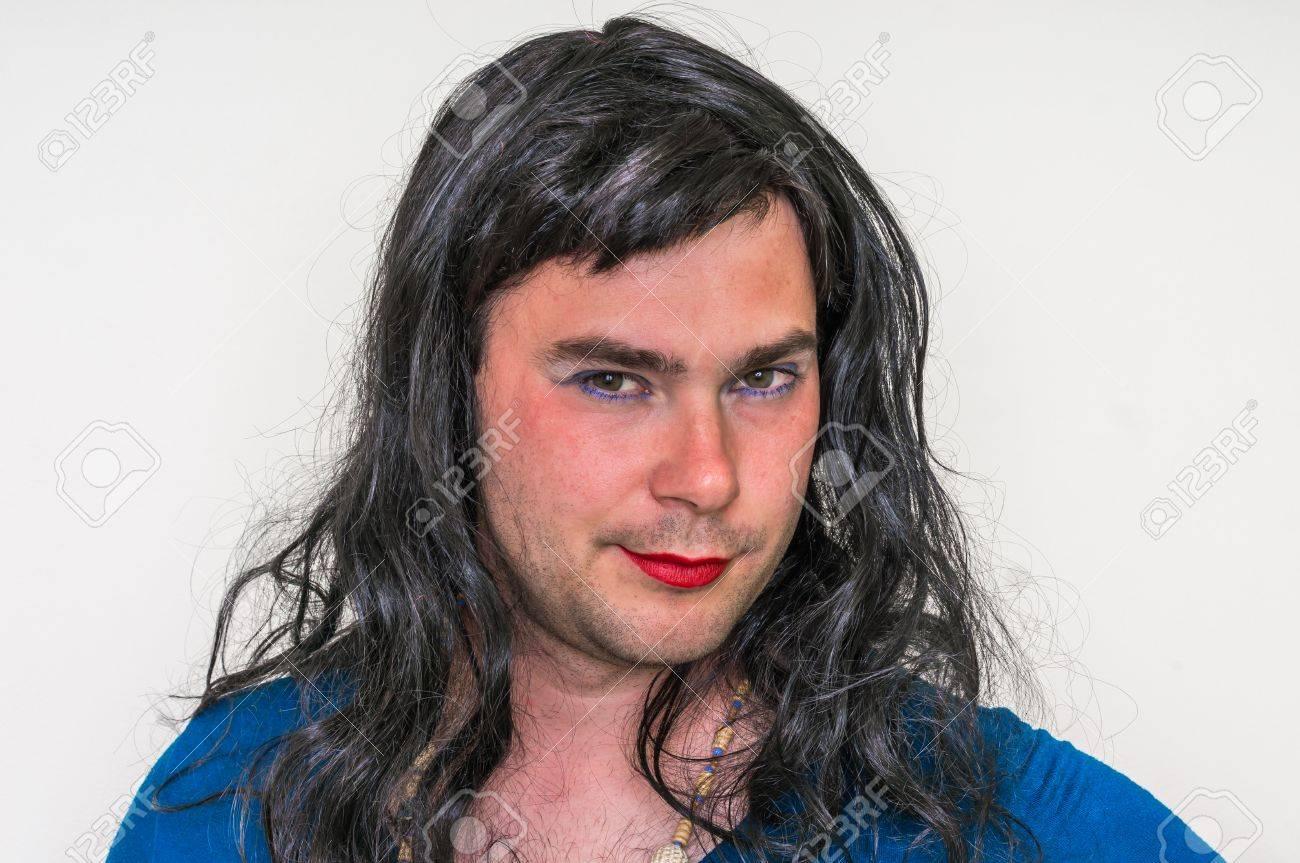 man als vrouw