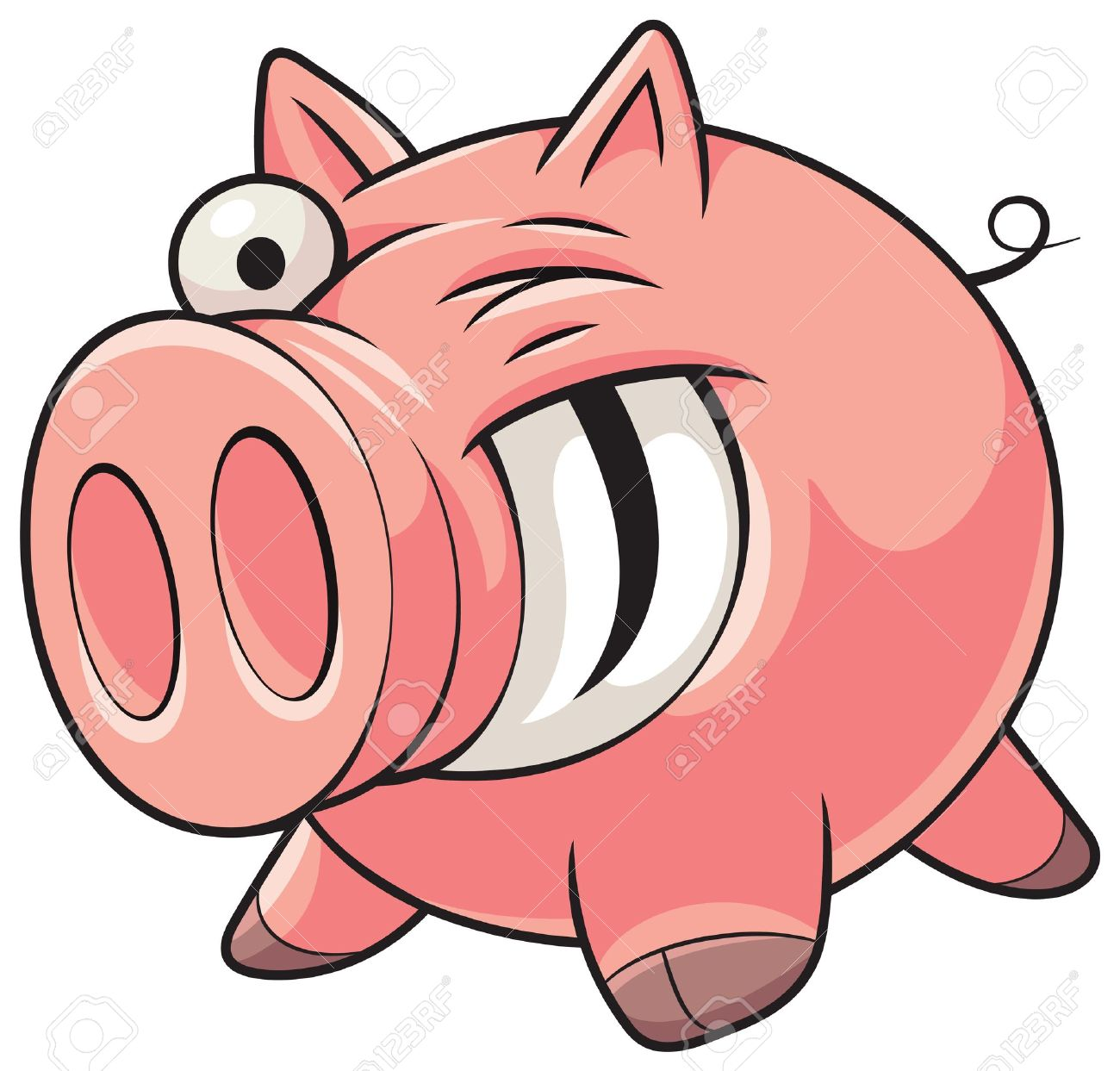 80 688 pig stock vector illustration and royalty free pig clipart