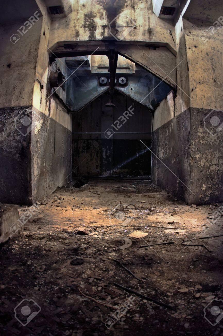 Industrial ruins - 11651861