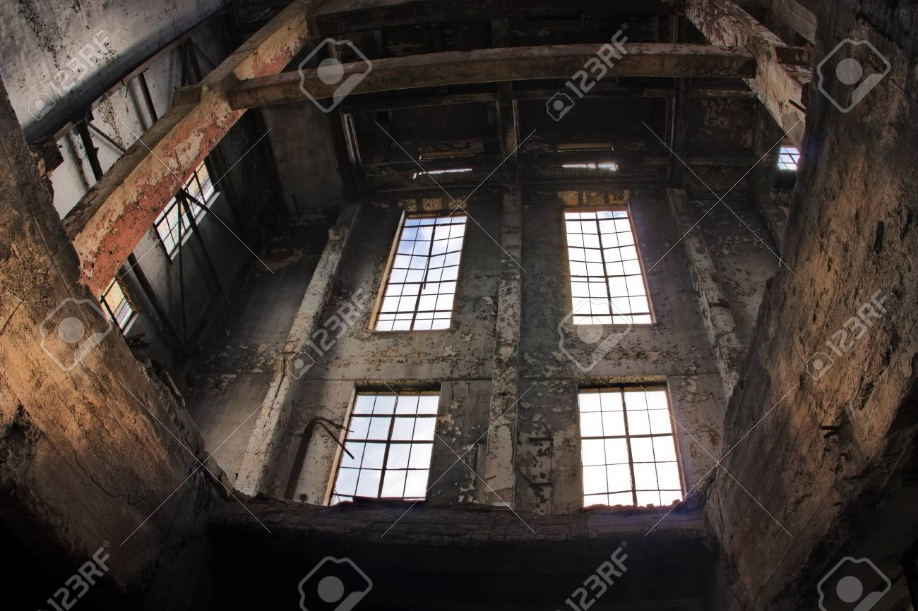 Industrial ruins Stock Photo - 11651858