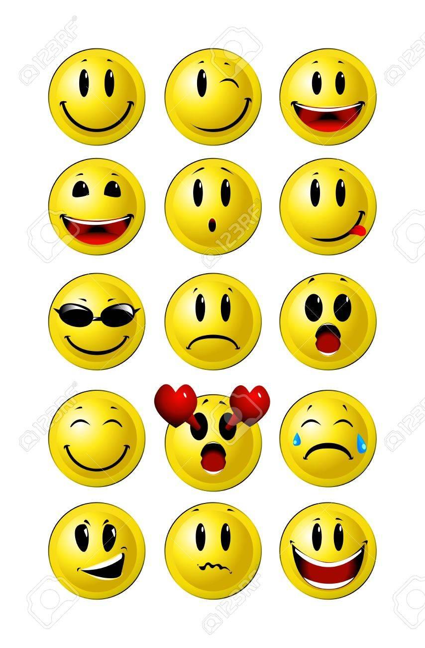 smiles Stock Vector - 18173424