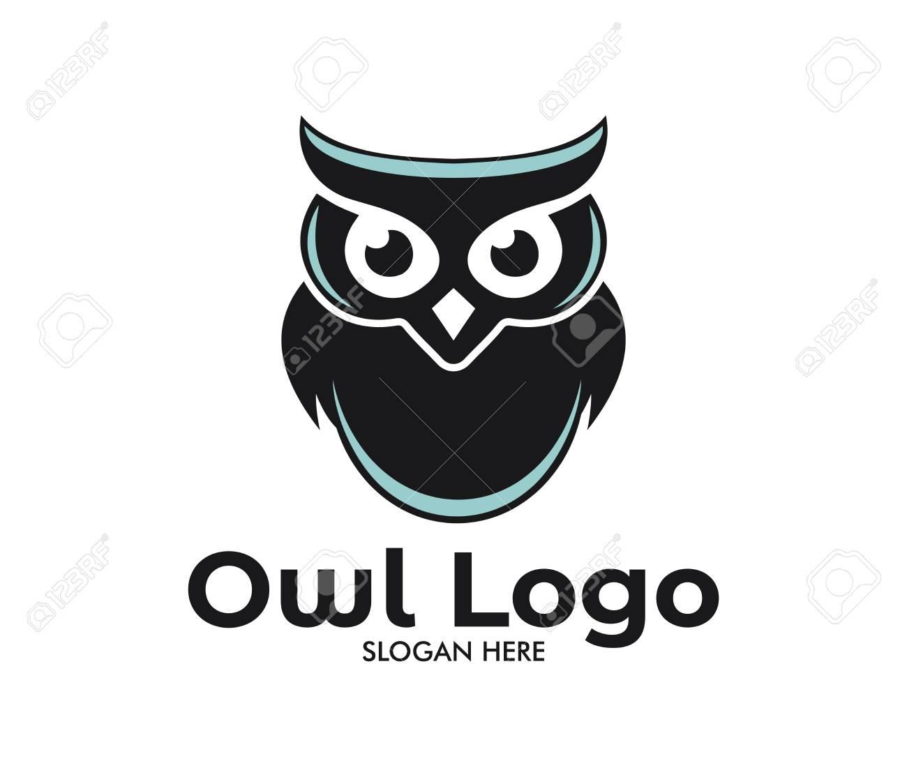 owl vector logo design template royalty free cliparts vectors and rh 123rf com vector owner vector bowling pins