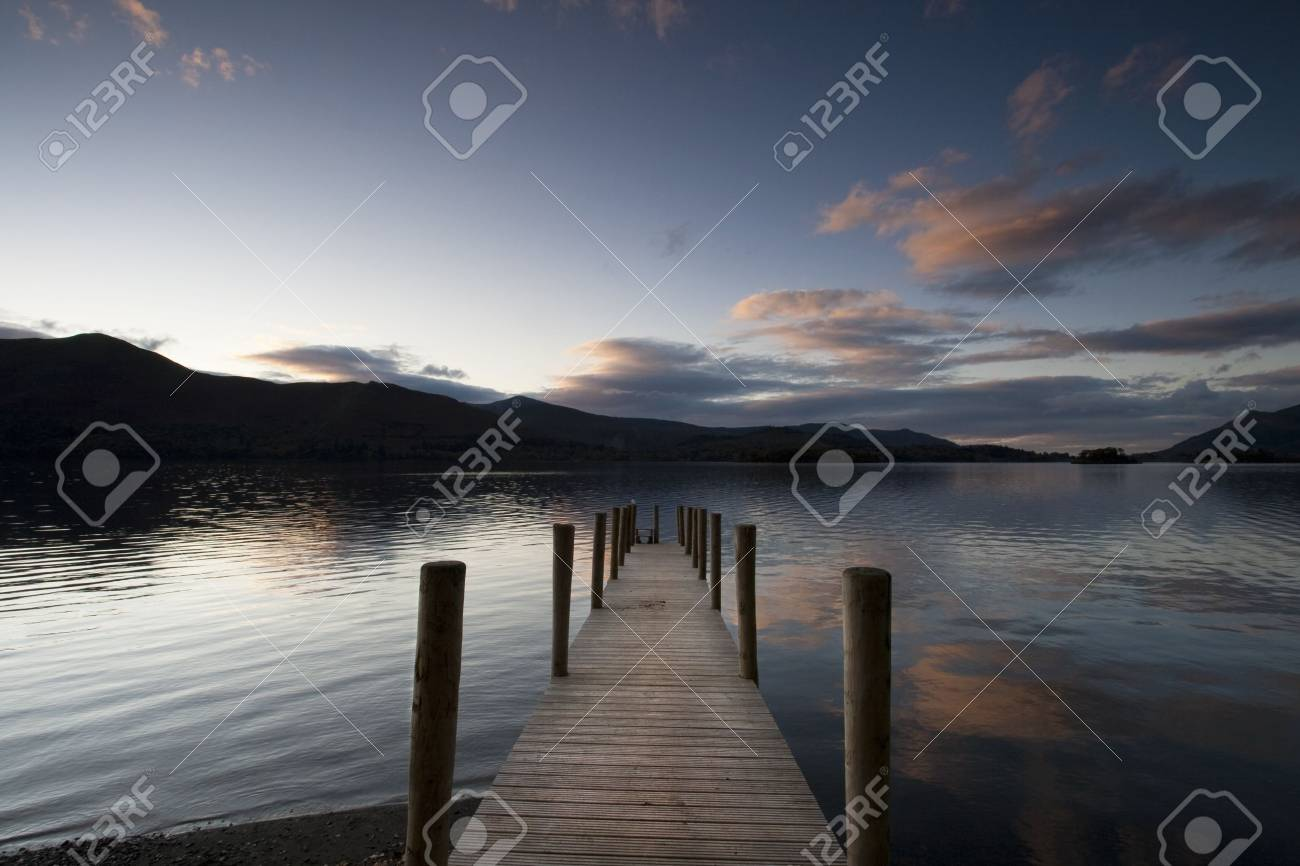 Ashness Pier Stock Photo - 17281117