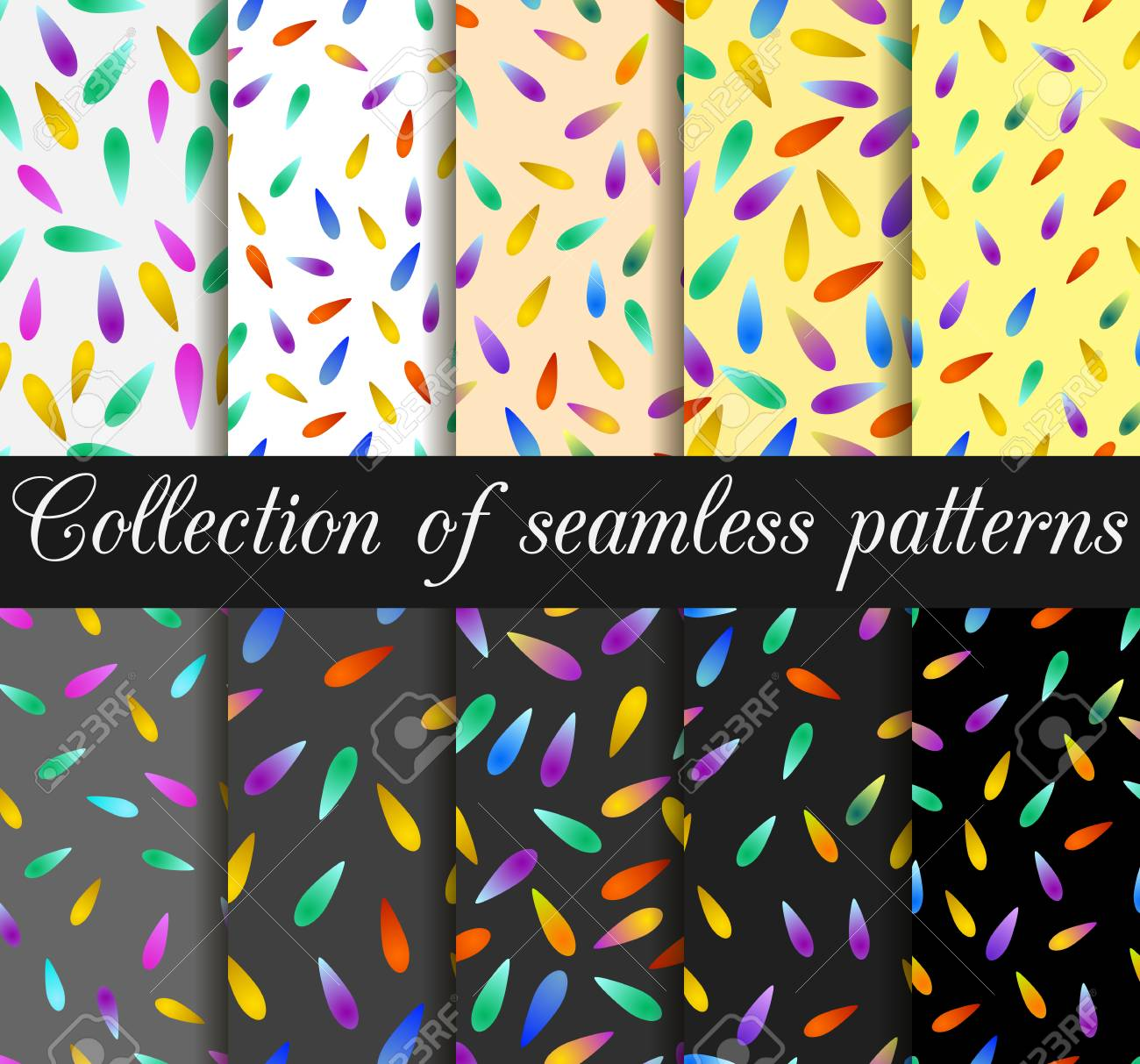 Drops Patterns Interesting Inspiration Ideas