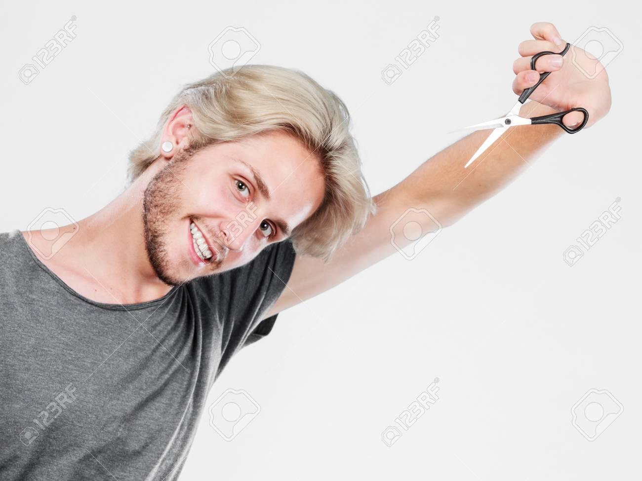 How To Cut Boys Hair With Scissors Best Hair 2018