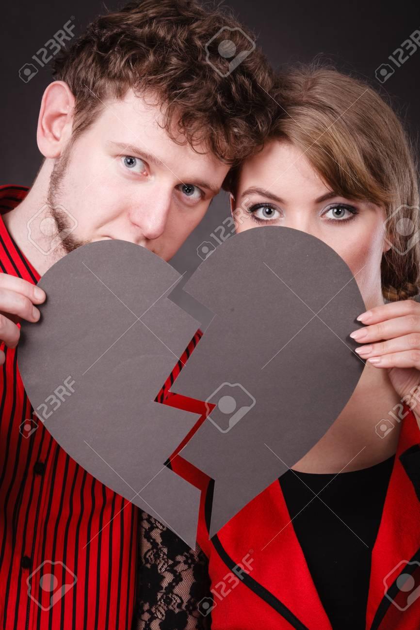 Mensagem de reflexao de termino de namoro