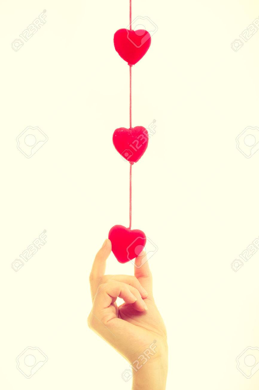 Love And Help Smoothy Female Hand With Sign Symbol Of Charity