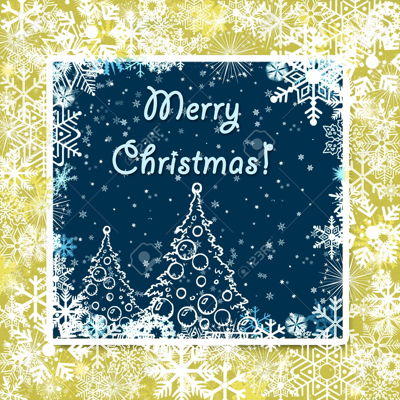 Christmas background Stock Photo - 6082550