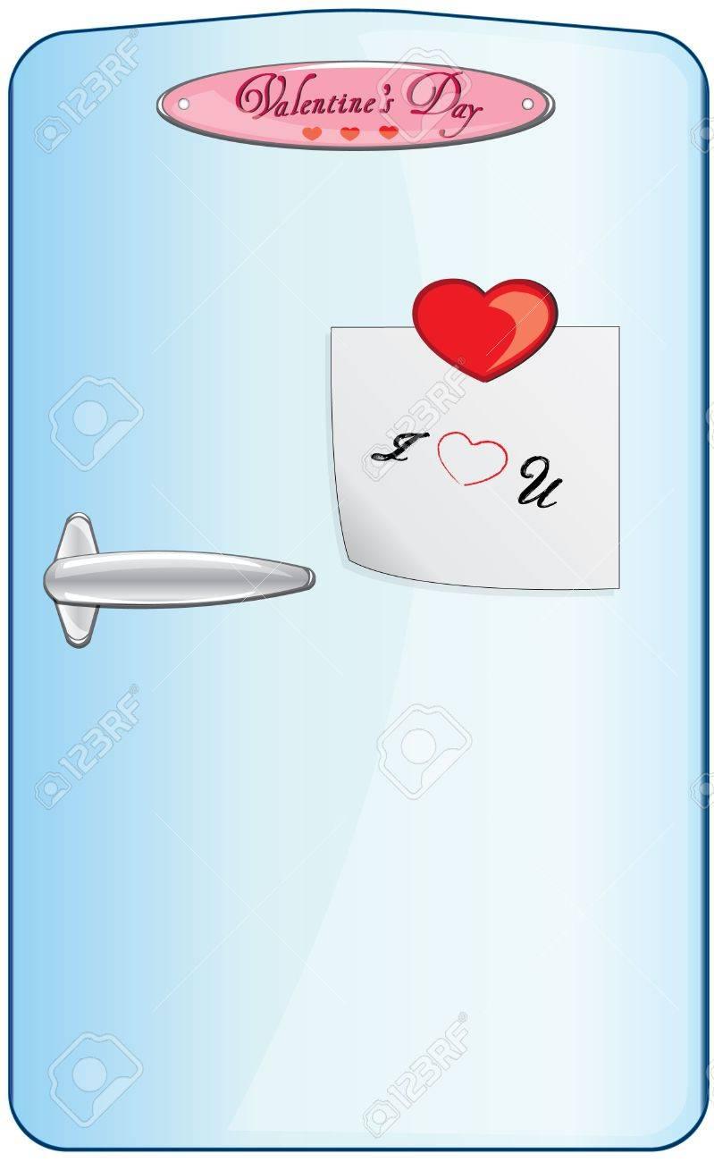 Fridge Door Magnets Fridge Door With Valentines