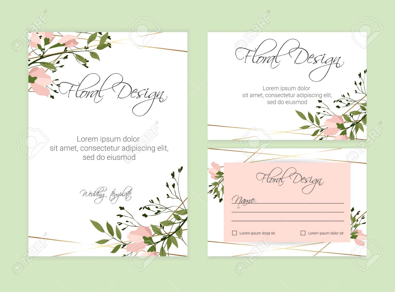 Wedding Design Eps