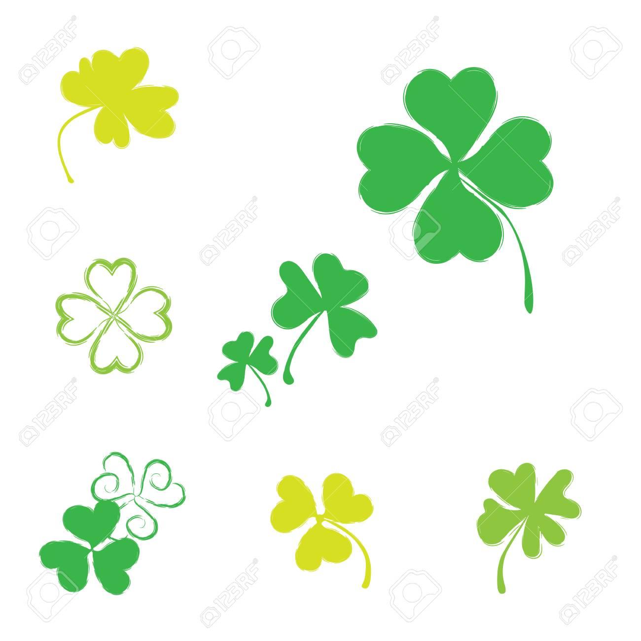 Charmant Shamrock Malvorlagen St. Patricks Day Bilder - Entry Level ...