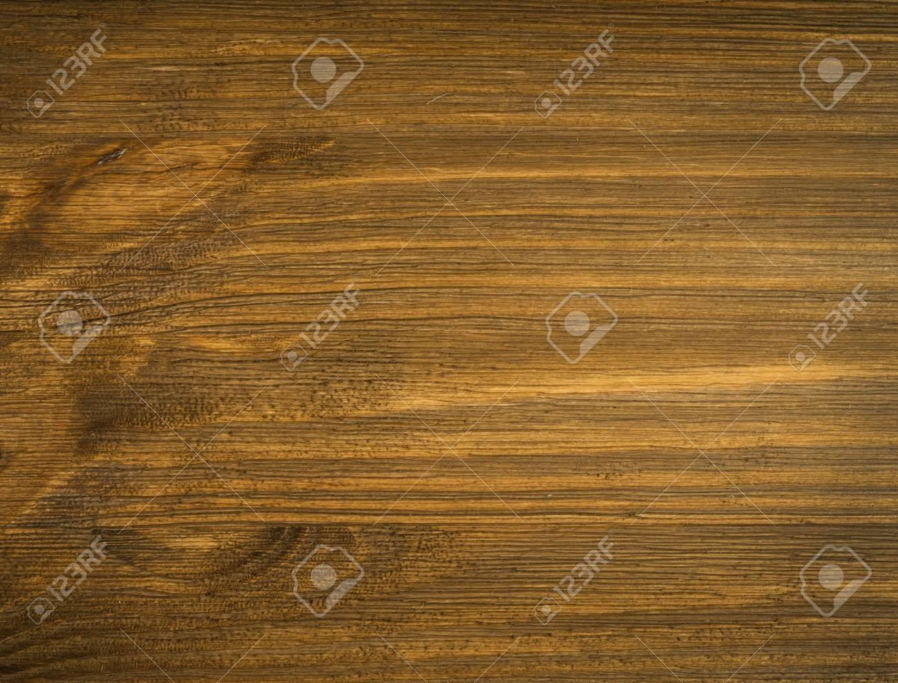 Old Wooden Texture Top View Dark Brown Wood Grain Background