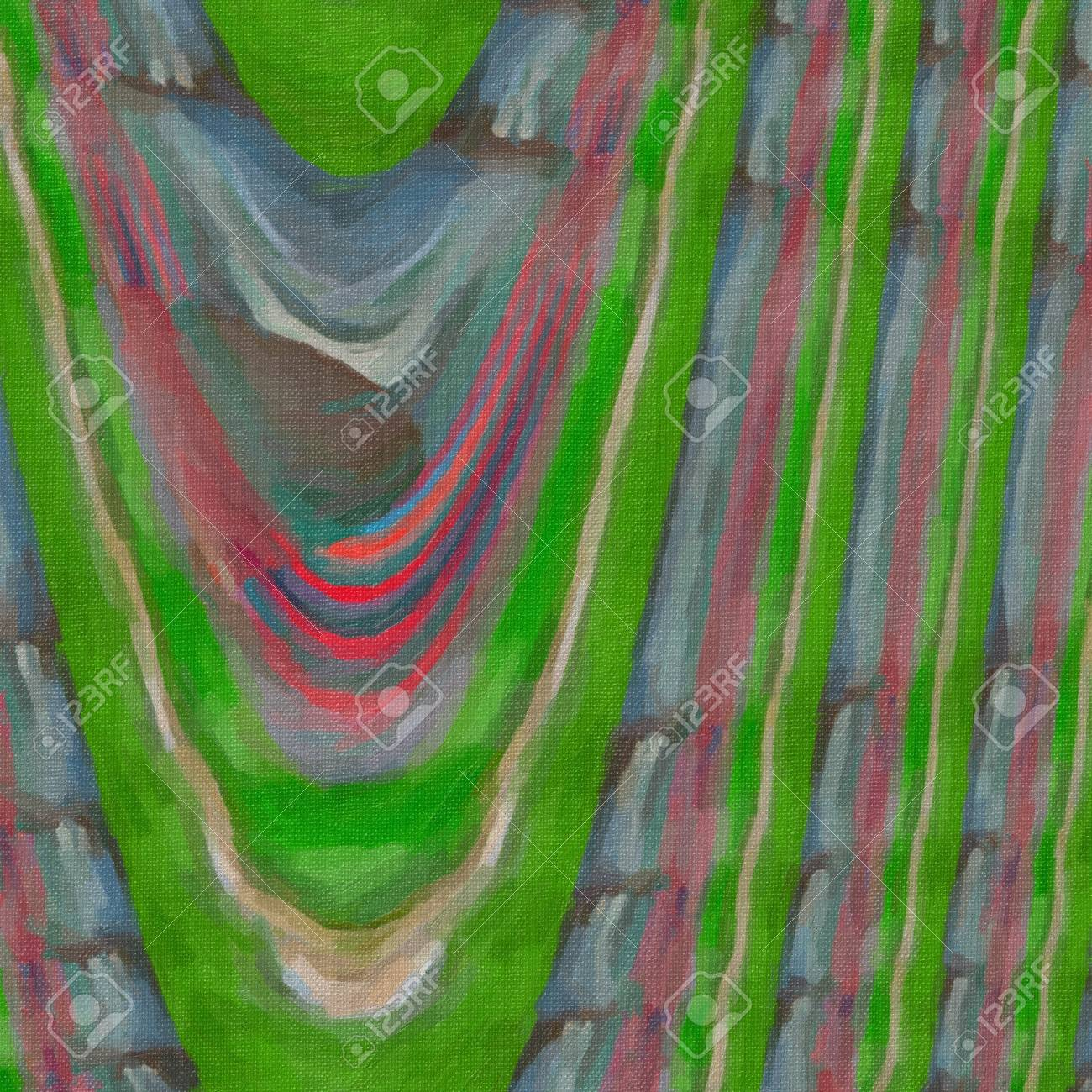 Abstract digital colored twisted background Stock Photo - 20645384