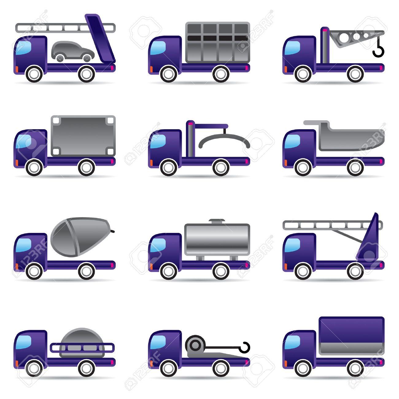 Tipos de camiones de carga y sus caracteristicas