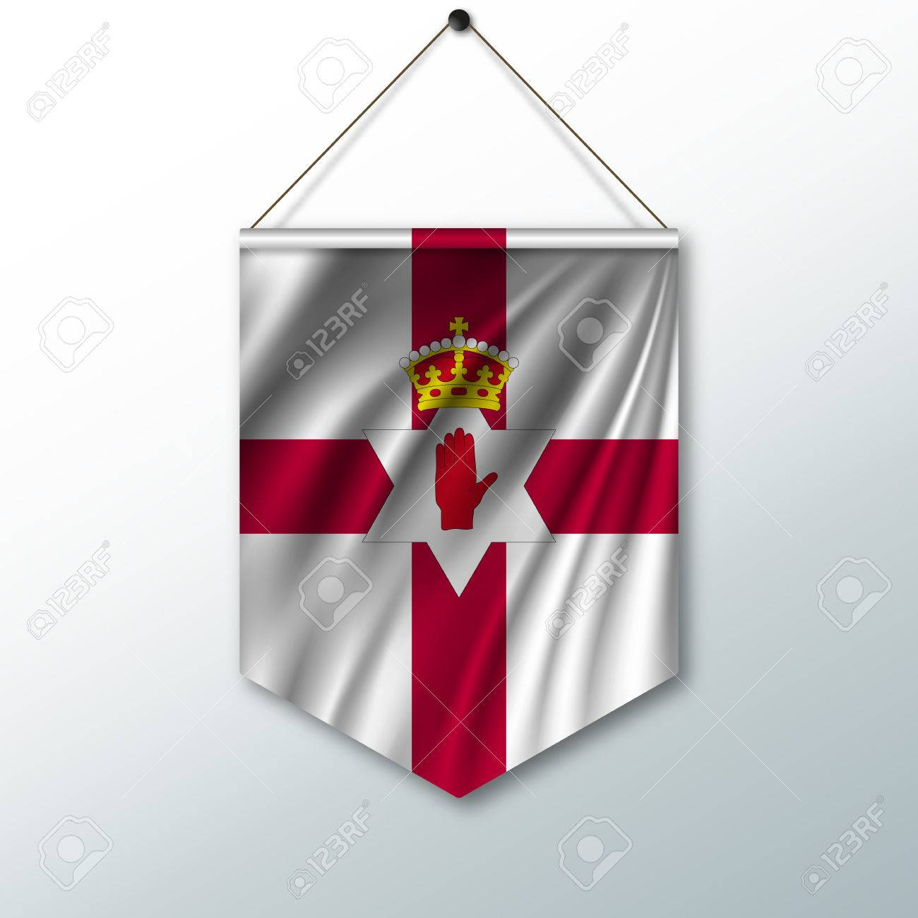 National symbol ireland images symbol and sign ideas the national flag of northern ireland the symbol of the state in the national flag of buycottarizona