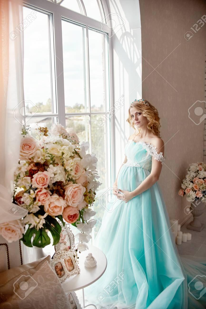 Robe de mariee de luxe femme enceinte