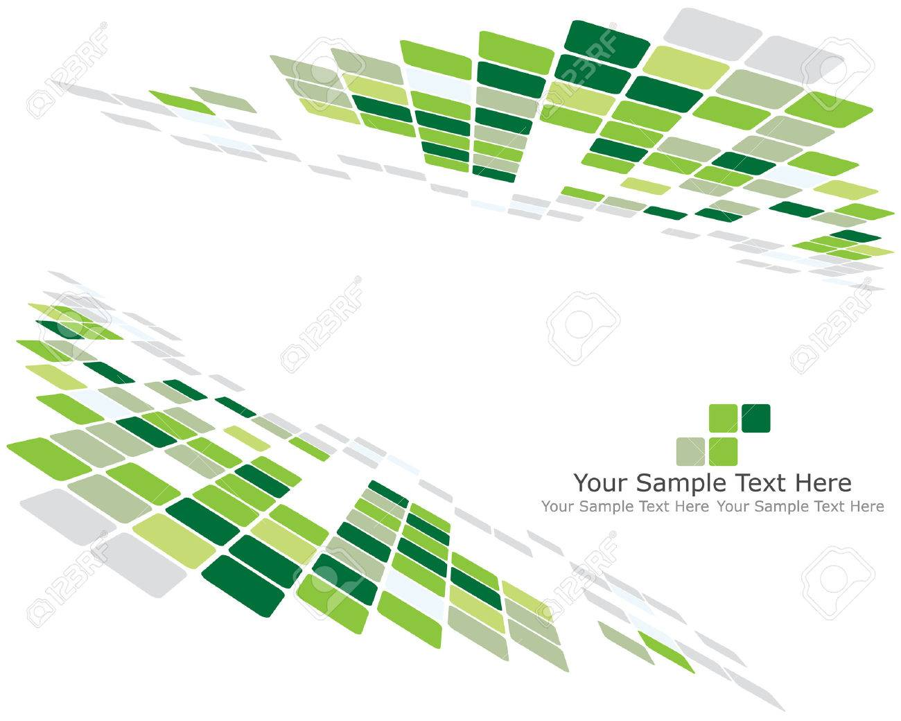 Abstract checked  business background for use in web design Stock Vector - 5021462