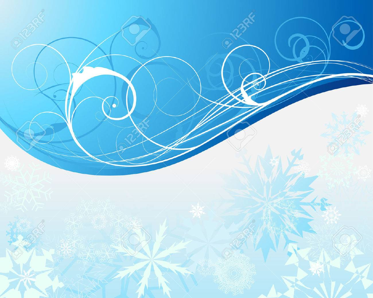Beautiful vector christmas new year background for design use - Beautiful Vector Christmas New Year Background For Design Use Stock Vector 5680545