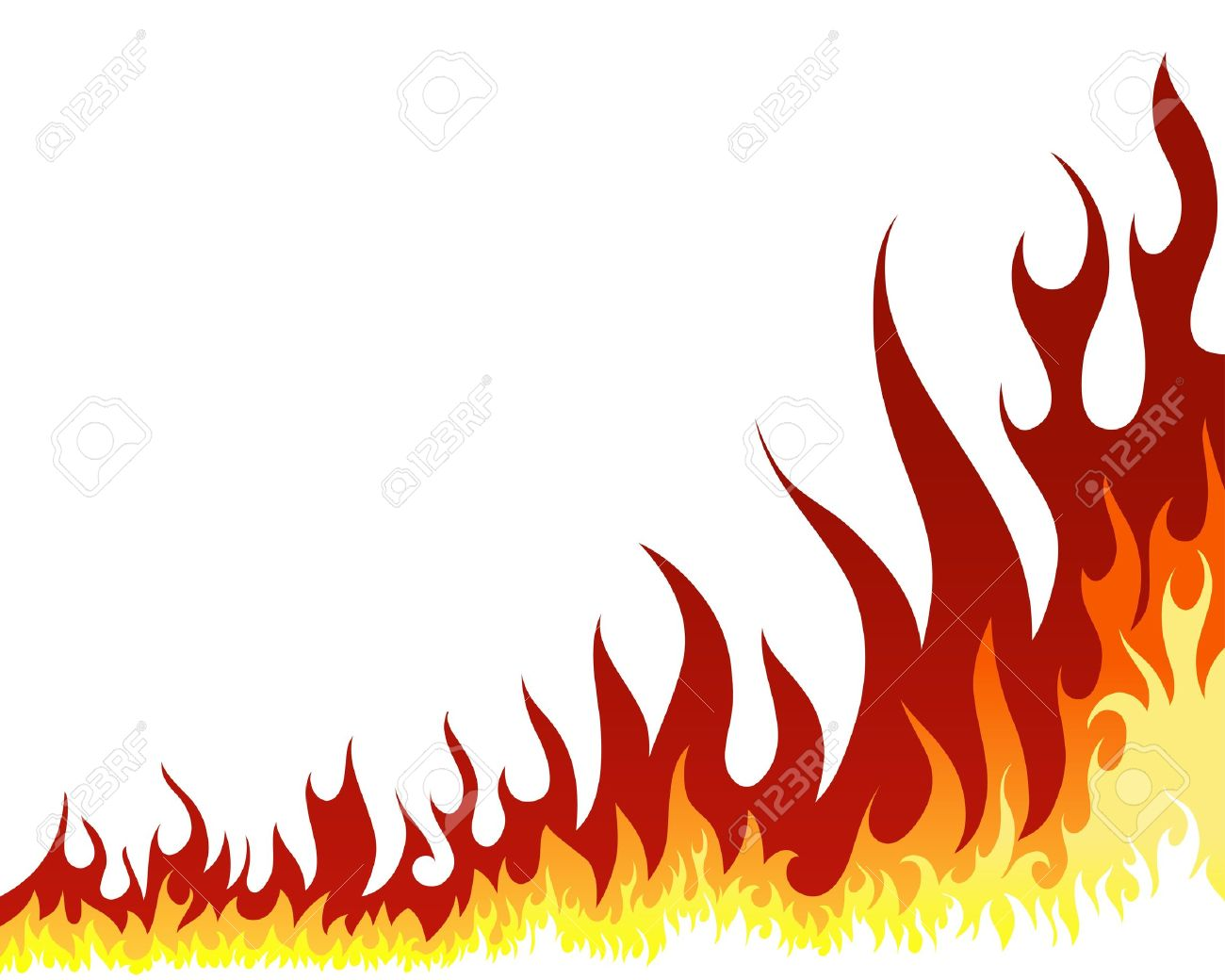 inferno fire vector background for design use royalty free cliparts rh 123rf com fire vector tutorial fire vector image