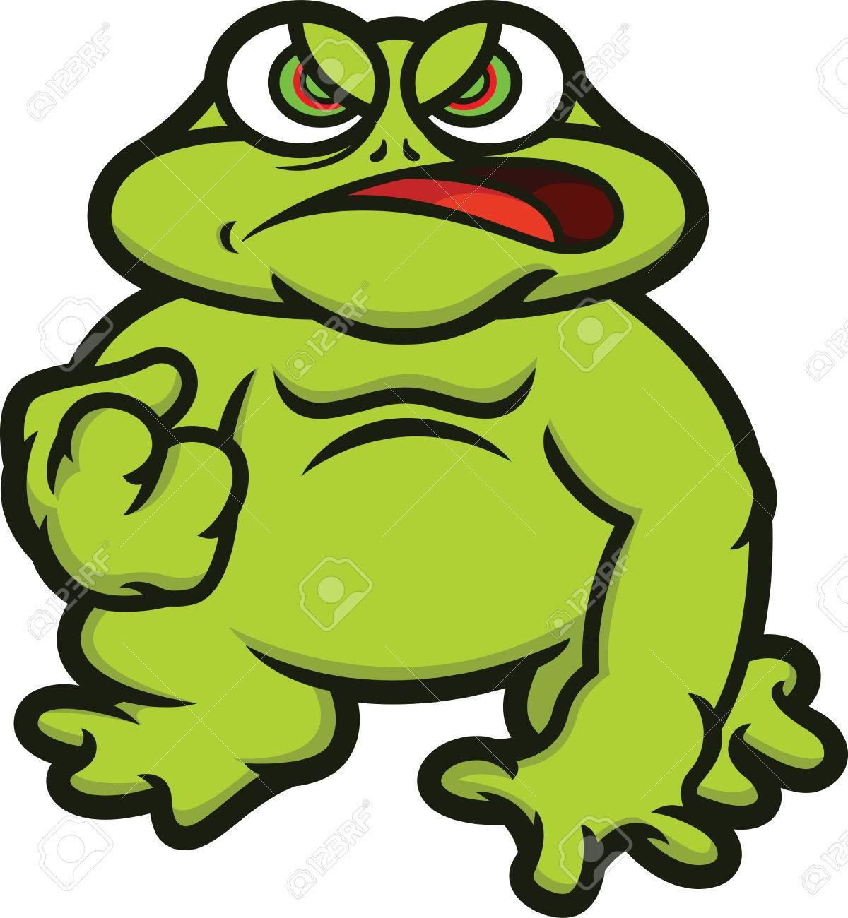 bullfrog cartoon royalty free cliparts vectors and stock rh 123rf com jeremiah bullfrog cartoon cartoon bullfrog pictures