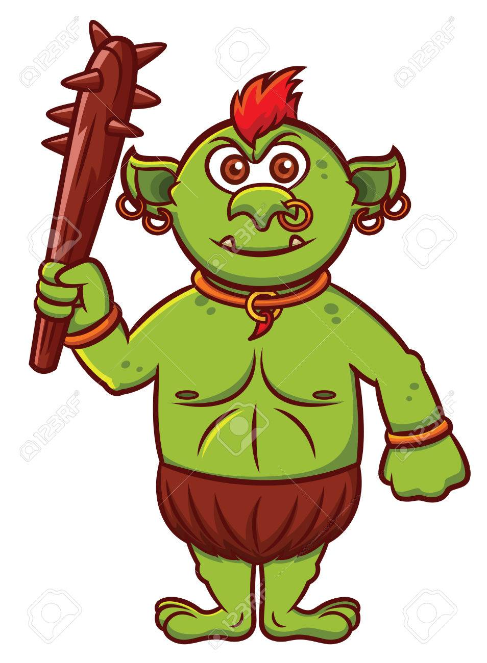 troll cartoon royalty free cliparts vectors and stock illustration rh 123rf com troll clip art in color to print for free troll clipart free