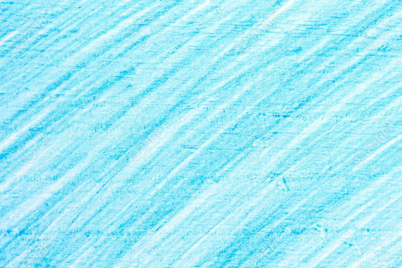 Blue stroke pencil drawing sketch abstract art