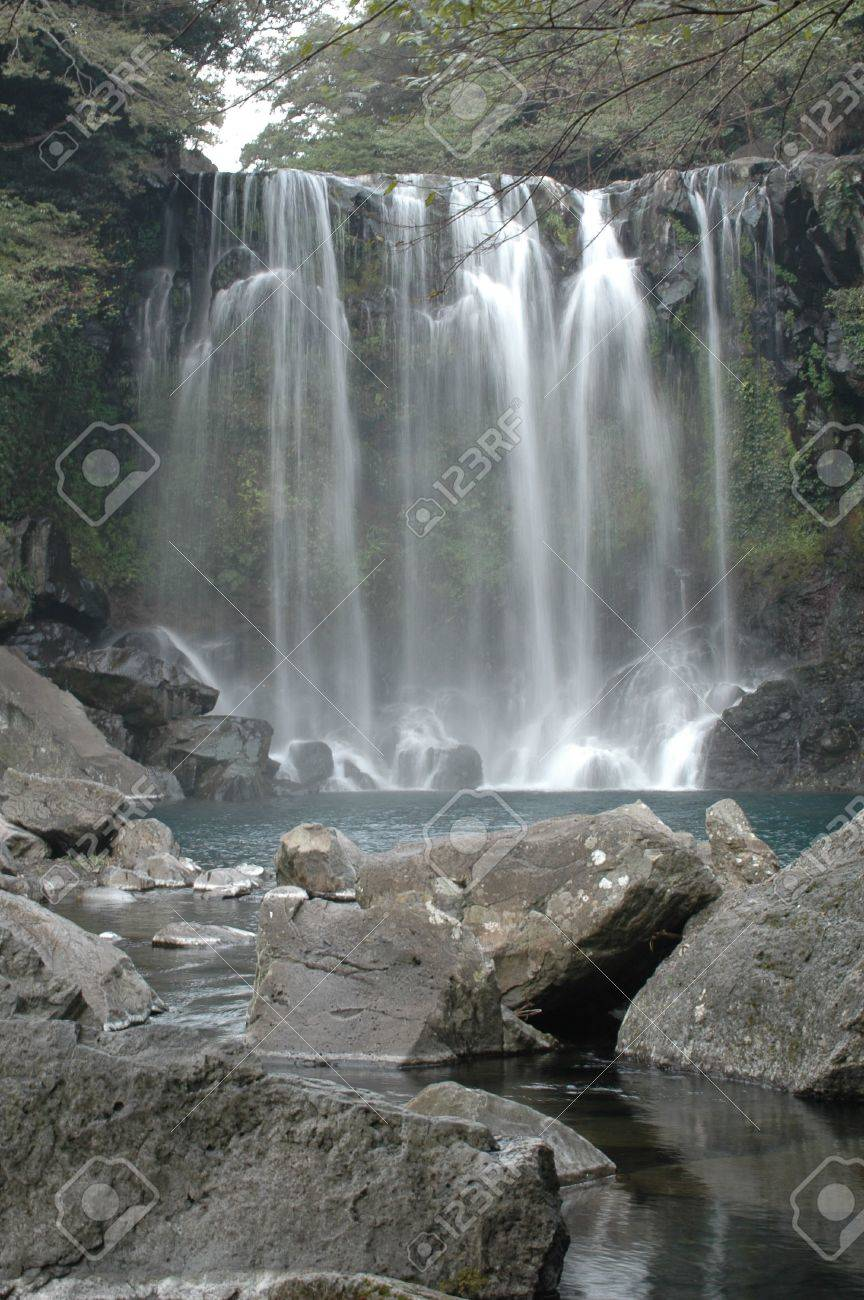 water fall Stock Photo - 2240215