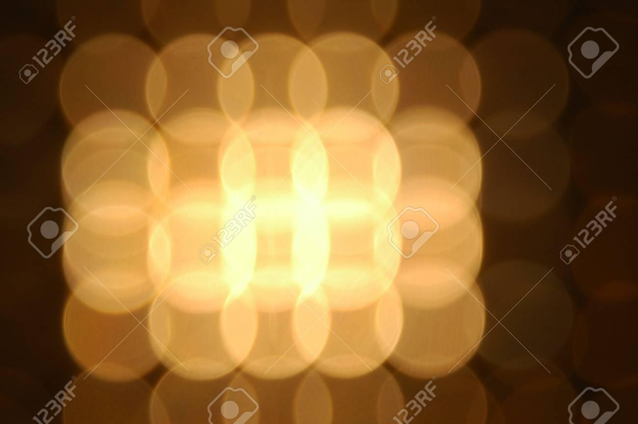 Light art, photo taken at different camera setting, Stock Photo - 2834255