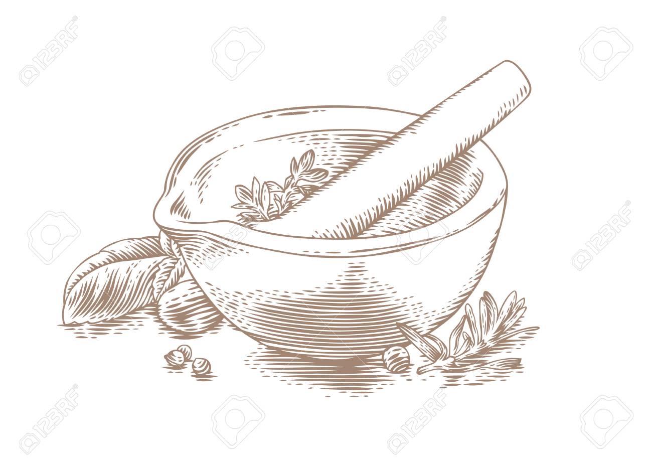 Mortier en boue rouge Mortier de cuisine Mortier avec masse Ceramique 15 x 15 x 10 cm Mortier en c/éramique 100 /% d/écor/é /à la main