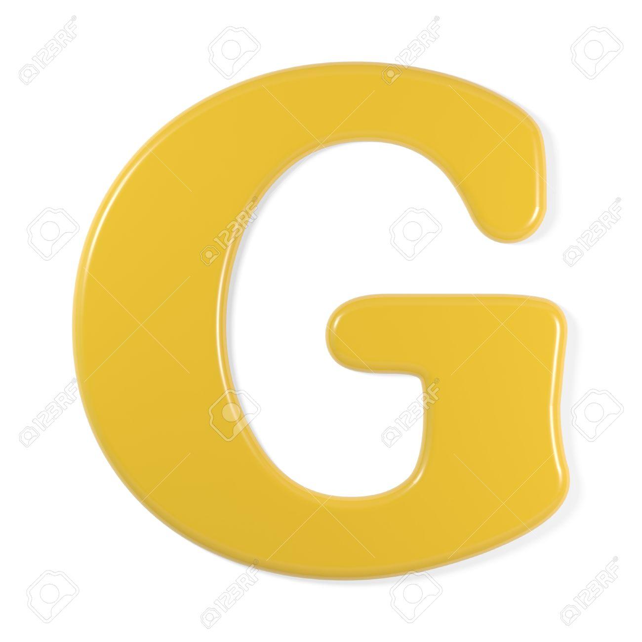 Letter G Font