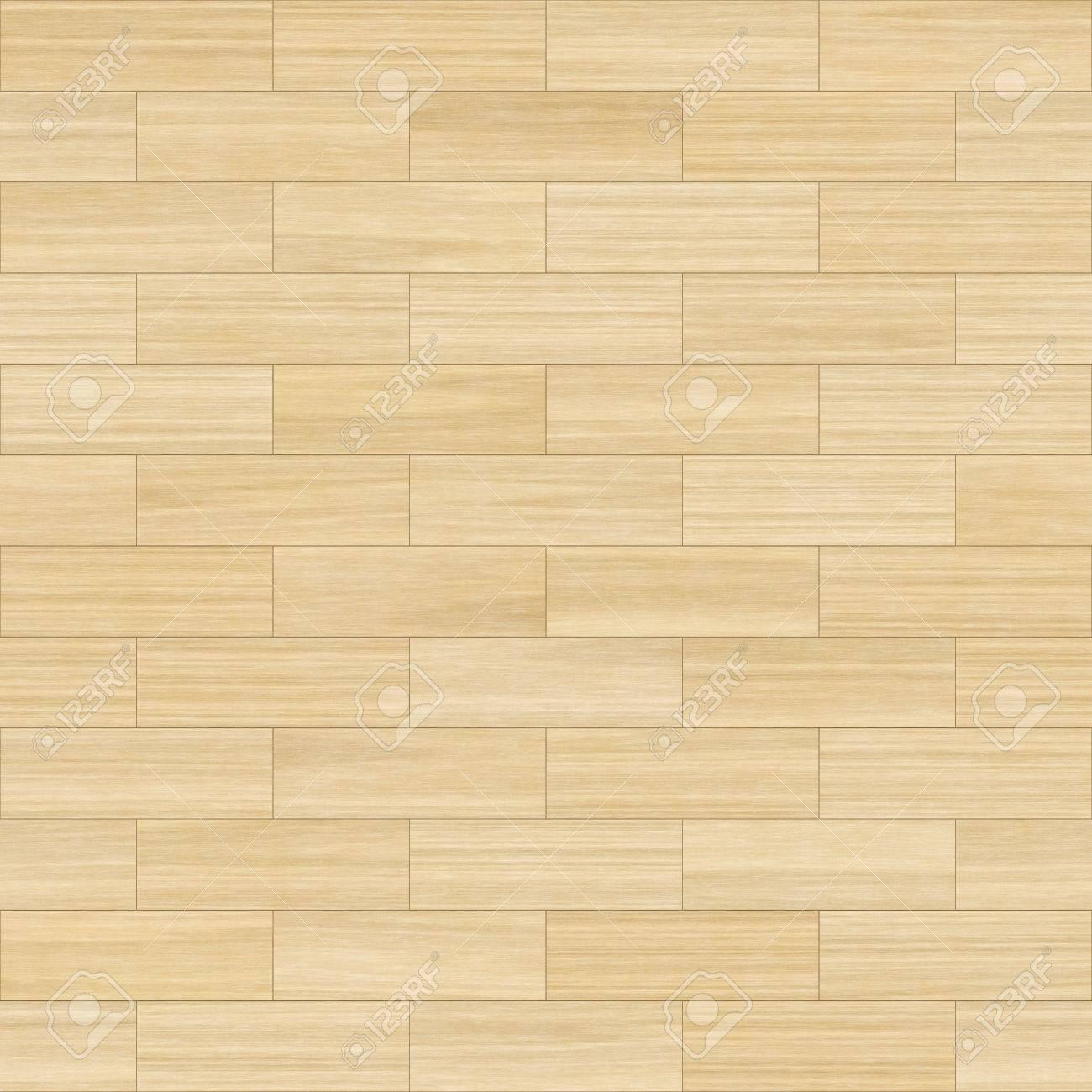 Background Texture Of Light Wood Floor Parquet