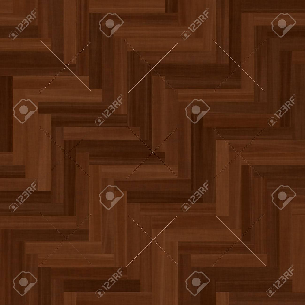Background Texture Of Dark Wood Floor, Parquet Stock Photo   58332417